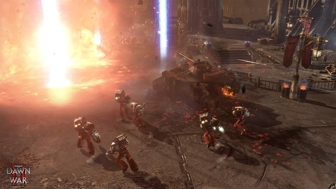 Warhammer® 40,000™: Dawn of War II Screenshot 5