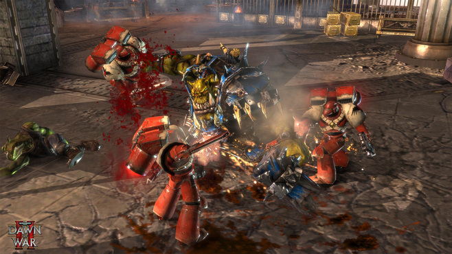 Warhammer® 40,000™: Dawn of War II Screenshot 6