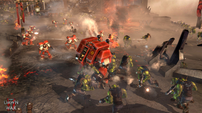 Warhammer® 40,000™: Dawn of War II Screenshot 7