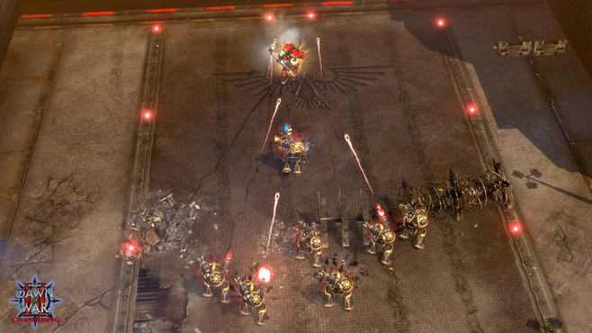 Warhammer® 40,000™: Dawn of War II Chaos Rising Screenshot 2