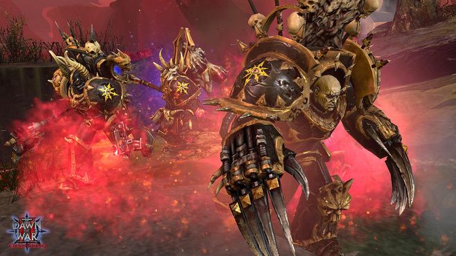 Warhammer® 40,000™: Dawn of War II Chaos Rising Screenshot 3
