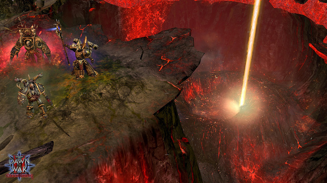 Warhammer® 40,000™: Dawn of War II Chaos Rising Screenshot 4