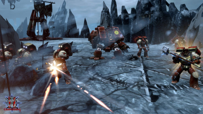 Warhammer® 40,000™: Dawn of War II Chaos Rising Screenshot 6