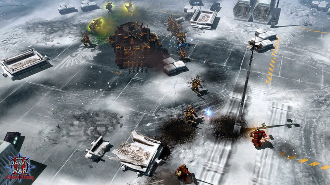 Warhammer® 40,000™: Dawn of War II Chaos Rising Screenshot 7