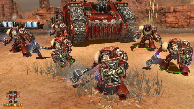 Warhammer® 40,000™: Dawn of War II: Retribution Screenshot 1