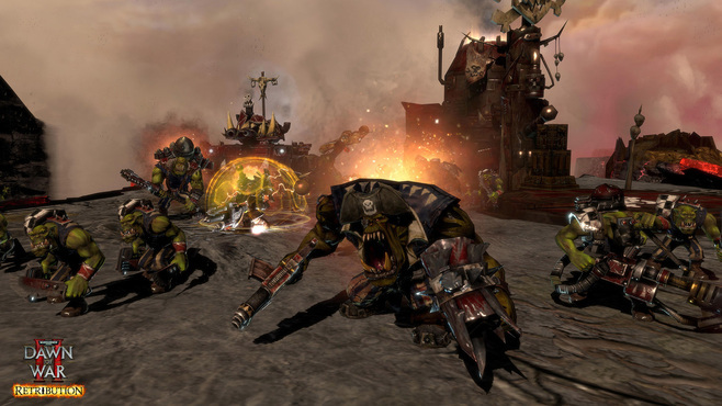 Warhammer® 40,000™: Dawn of War II: Retribution Screenshot 4
