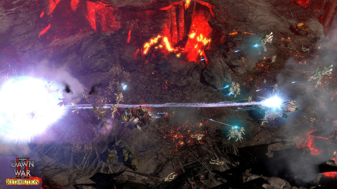Warhammer® 40,000™: Dawn of War II: Retribution Screenshot 5