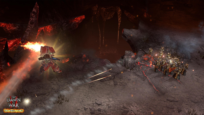 Warhammer® 40,000™: Dawn of War II: Retribution Screenshot 7