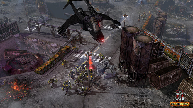 Warhammer® 40,000™: Dawn of War II: Retribution Screenshot 8