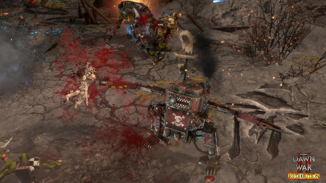 Warhammer® 40,000™: Dawn of War II: Retribution Screenshot 9