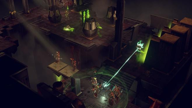 Warhammer 40,000: Mechanicus OMNISSIAH EDITION Screenshot 1