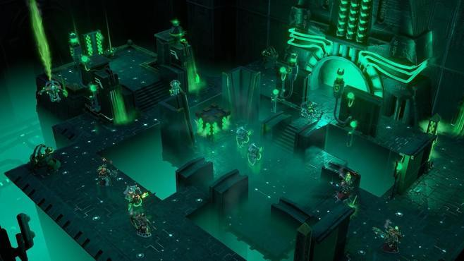 Warhammer 40,000: Mechanicus OMNISSIAH EDITION Screenshot 3