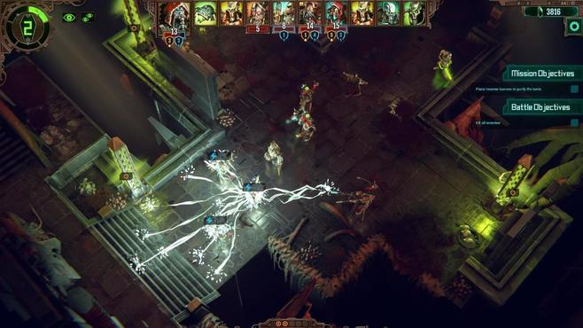 Warhammer 40,000: Mechanicus OMNISSIAH EDITION Screenshot 4