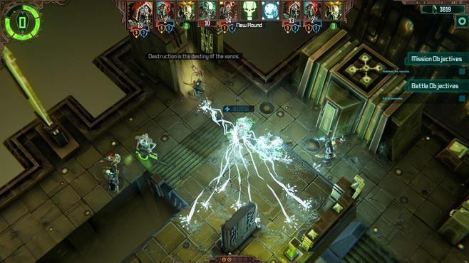 Warhammer 40,000: Mechanicus OMNISSIAH EDITION Screenshot 8