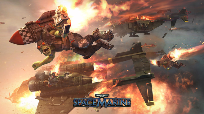 Warhammer® 40,000™: Space Marine Screenshot 1