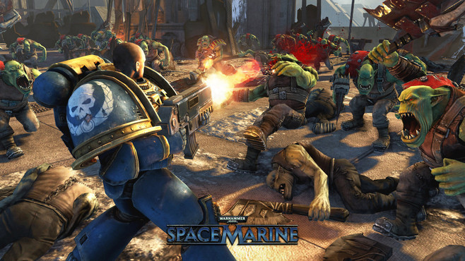 Warhammer® 40,000™: Space Marine Screenshot 2