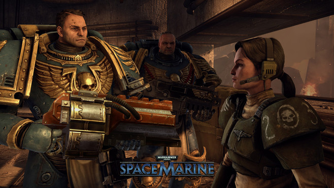 Warhammer® 40,000™: Space Marine Screenshot 3