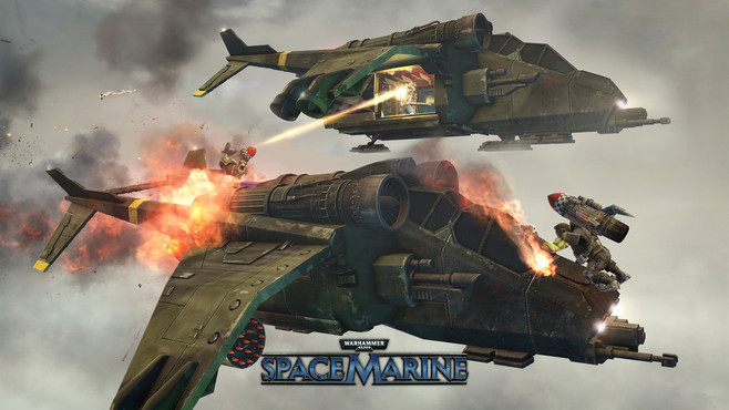 Warhammer® 40,000™: Space Marine Screenshot 4