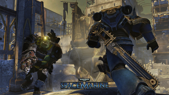Warhammer® 40,000™: Space Marine Screenshot 6