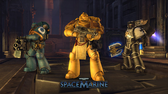 Warhammer® 40,000™: Space Marine Screenshot 7