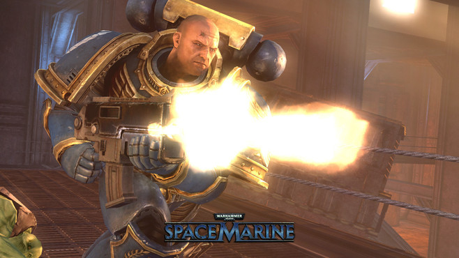 Warhammer® 40,000™: Space Marine Screenshot 8