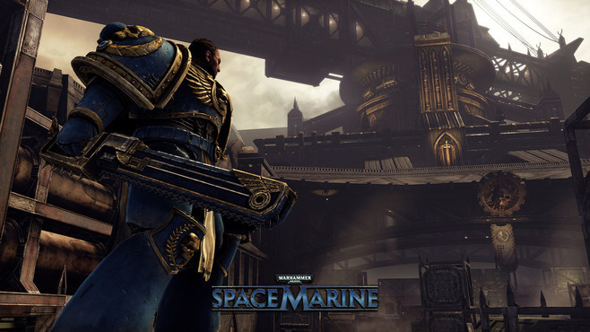 Warhammer® 40,000™: Space Marine Screenshot 9
