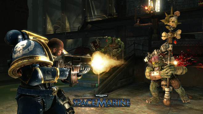 Warhammer® 40,000™: Space Marine Screenshot 10