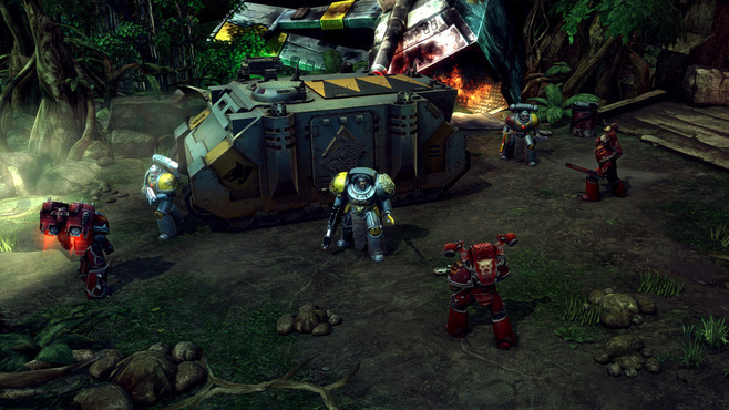 Warhammer 40,000: Space Wolf Screenshot 3
