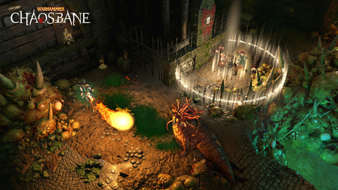 Warhammer: Chaosbane Deluxe Edition Screenshot 2