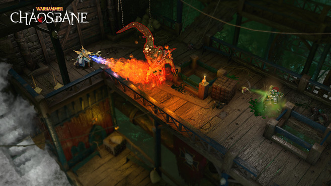 Warhammer: Chaosbane Deluxe Edition Screenshot 5