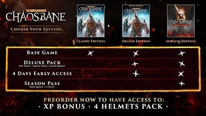 Warhammer: Chaosbane Deluxe Edition Screenshot 6