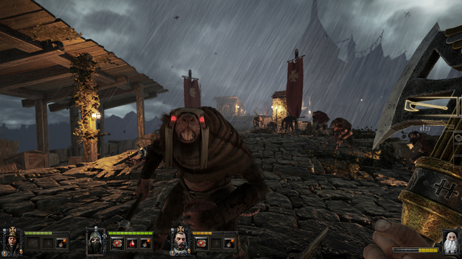 Warhammer: End Times - Vermintide Collector's Edition Screenshot 1