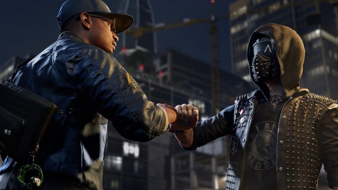 Watch_Dogs® 2 Deluxe Edition Screenshot 4