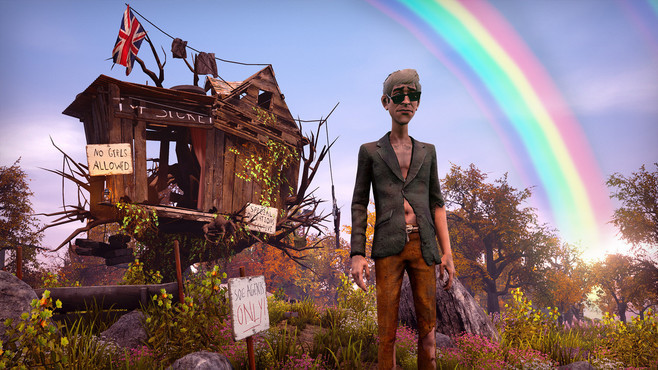 We Happy Few Screenshot 1