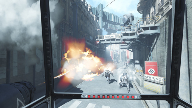 Wolfenstein: Cyberpilot Screenshot 4