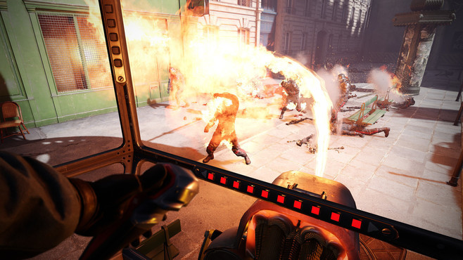 Wolfenstein: Cyberpilot Screenshot 5