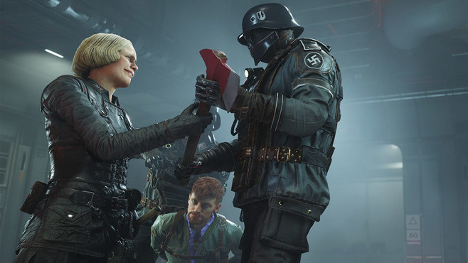 Wolfenstein II: The Freedom Chronicles - Episode 3 Screenshot 1