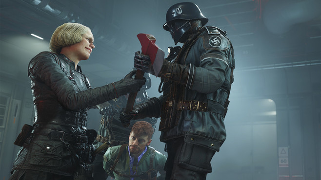 Wolfenstein II: The New Colossus - Digital Deluxe Edition Screenshot 1