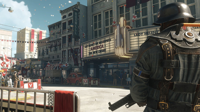 Wolfenstein II: The New Colossus - Digital Deluxe Edition Screenshot 2