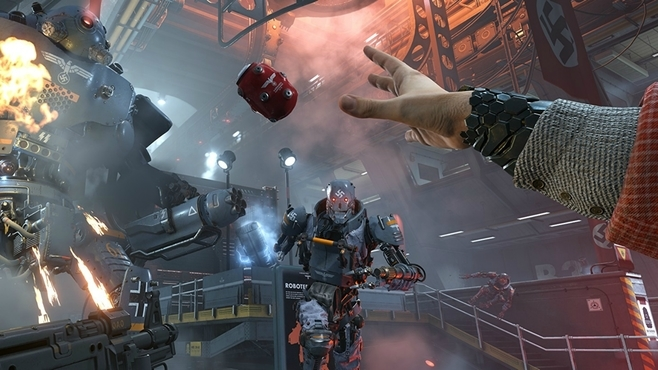 Wolfenstein II: The New Colossus Screenshot 9