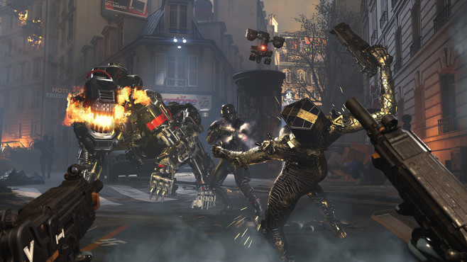 Wolfenstein: Youngblood Deluxe Edition Screenshot 1