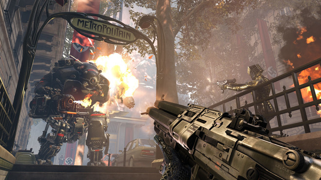 Wolfenstein: Youngblood Deluxe Edition Screenshot 8