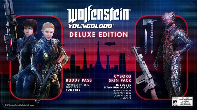 Wolfenstein: Youngblood Deluxe Edition Screenshot 10
