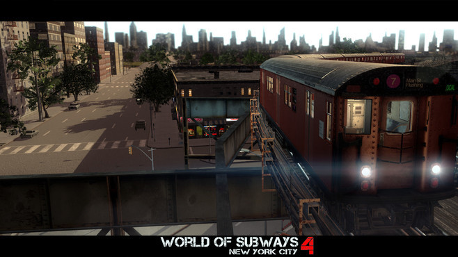 World of Subways 4 – New York Line 7 Screenshot 11