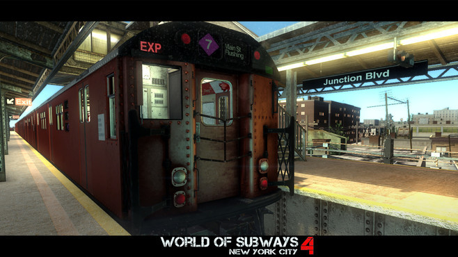World of Subways 4 – New York Line 7 Screenshot 13