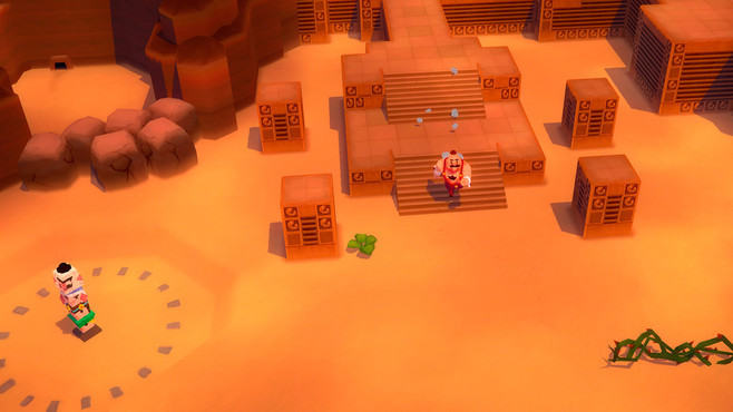 World to the West Screenshot 14