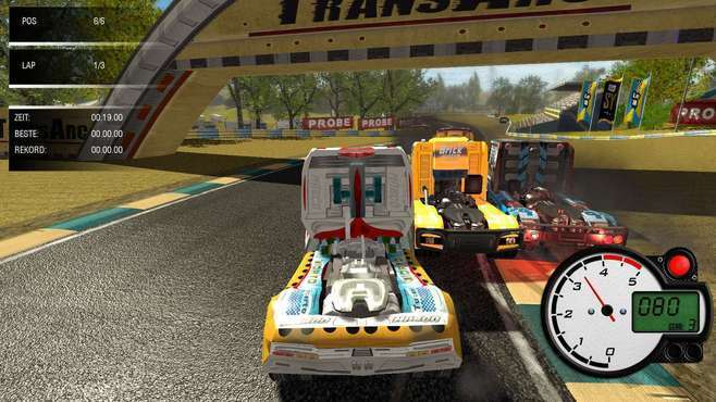 World Truck Racing Screenshot 3