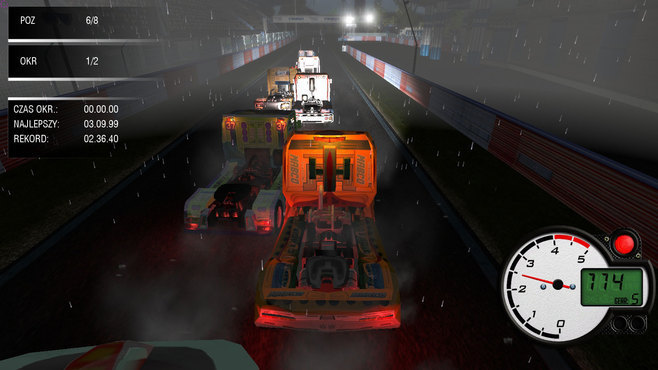 World Truck Racing Screenshot 4