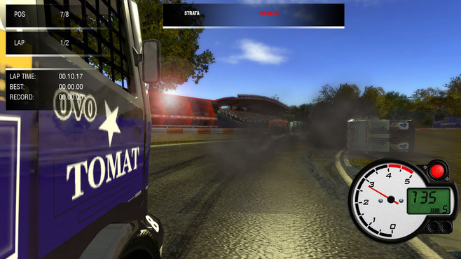 World Truck Racing Screenshot 5