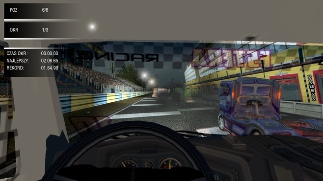 World Truck Racing Screenshot 8